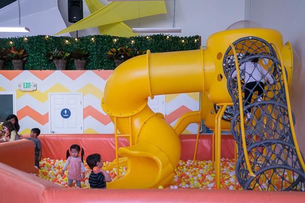 The Coop Indoor Playground