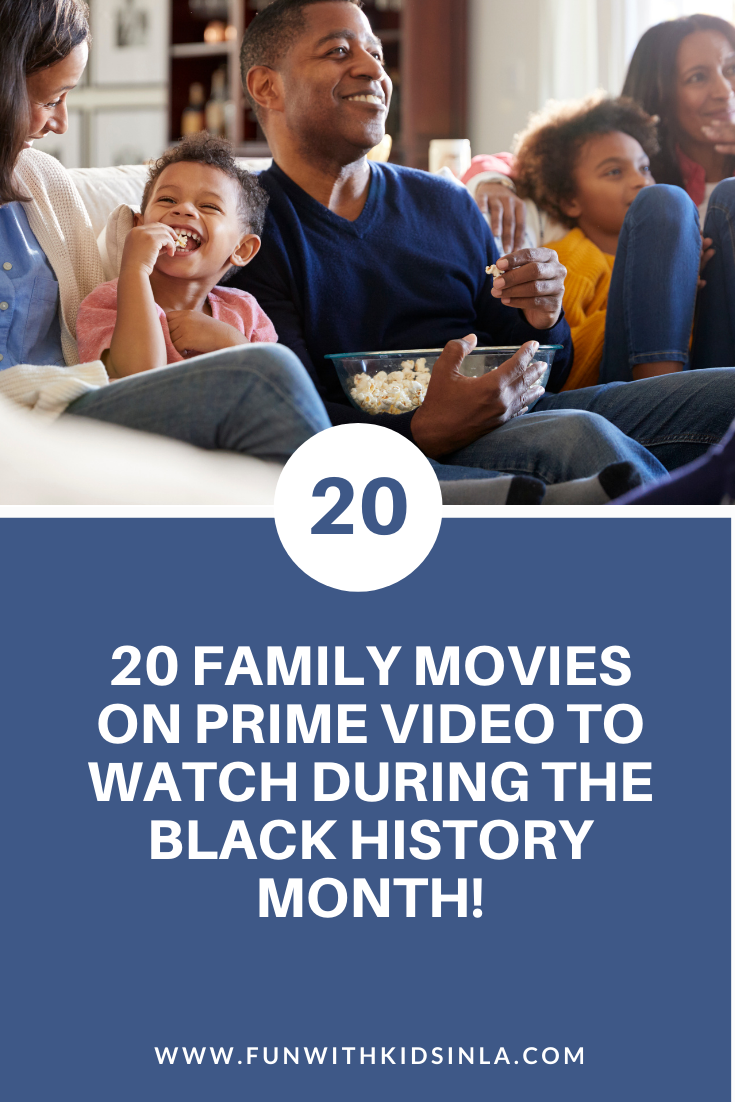 20 best family-friendly movies to watch during black history month