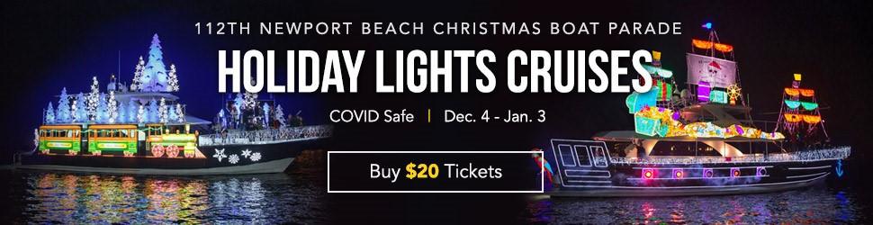 Holiday Lights Cruise