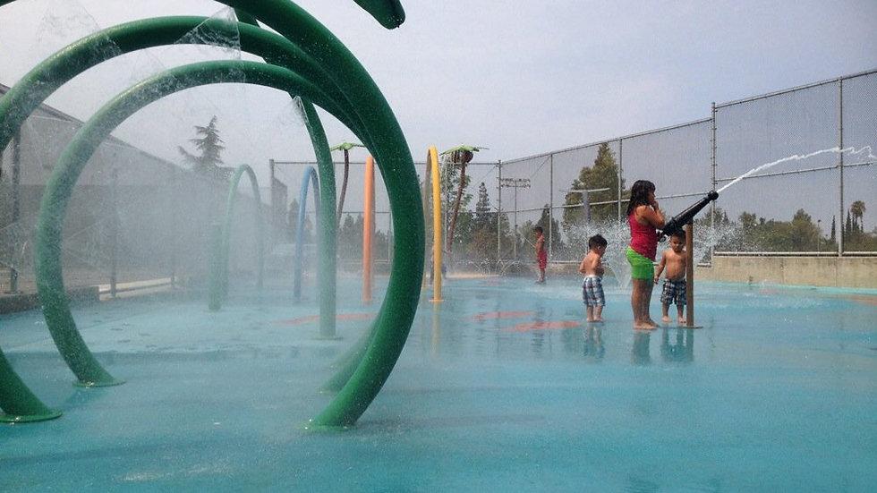 Sylmar Pool & Splash Pad