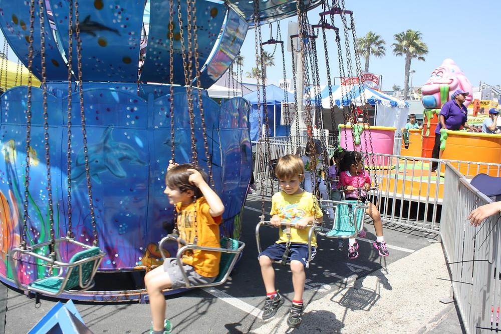 Fiesta Hermosa - FUN WITH KIDS IN LA