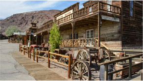 AFamily Day Trip to Calico Ghost Town in Mojave Desert!