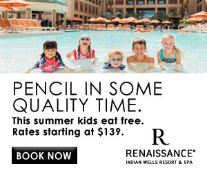 Renaissance Indian Well Resort & Spa, Kids eat free, summer fun, fun with kids in la, traveling with kids, cheap hotel reservations, family vacation