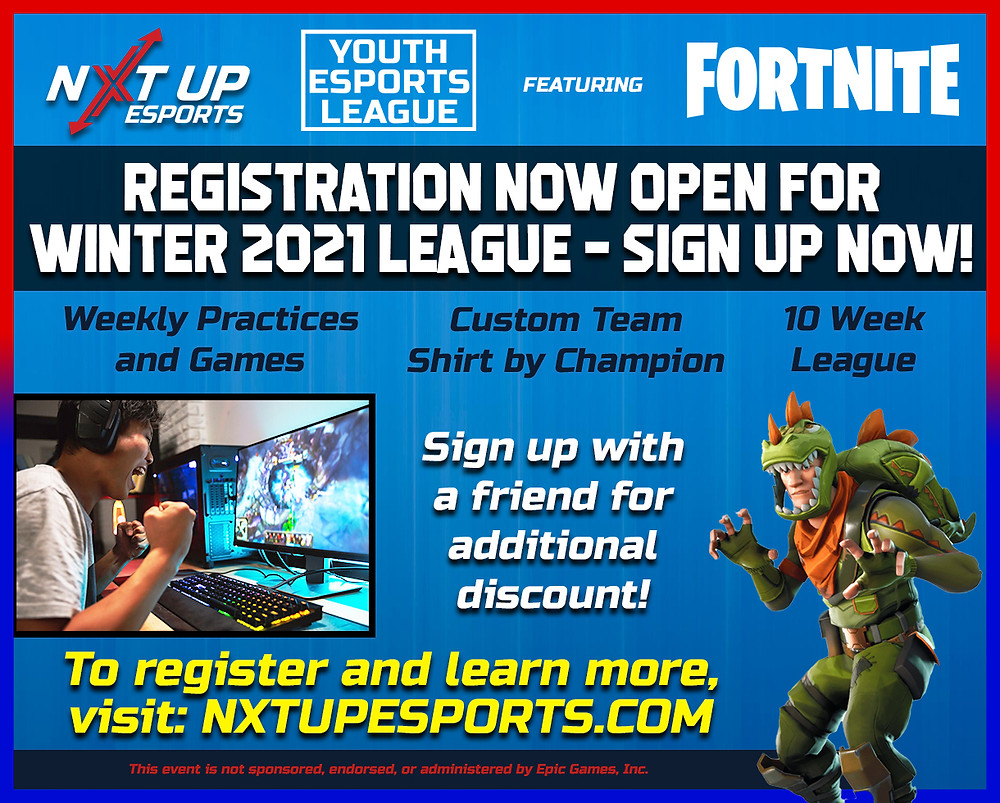 Youth Esports League