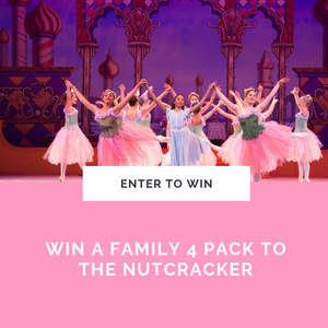 Giveaway For A Family 4 Pack To The Nutcracker by The Los Angeles Youth Ballet - Fun With Kids in LA