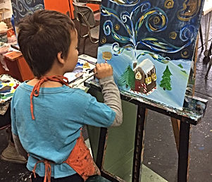 Best Art Classes for Kids in LA