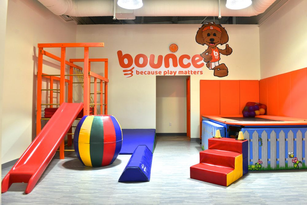 BOUNCE - FUN WITH KIDS IN LA