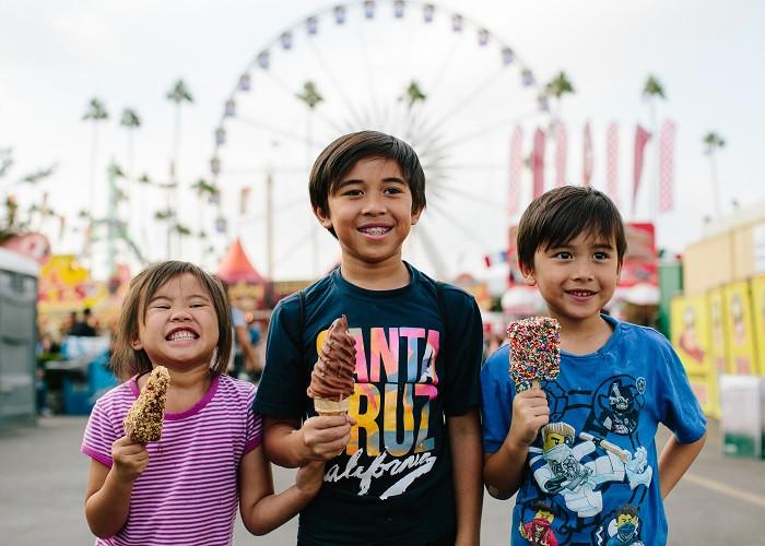 LA COUNTY FAIR - FUN WITH KIDS IN LA