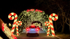 Giveaway to Holiday Road Drive-thru Holiday Experience!