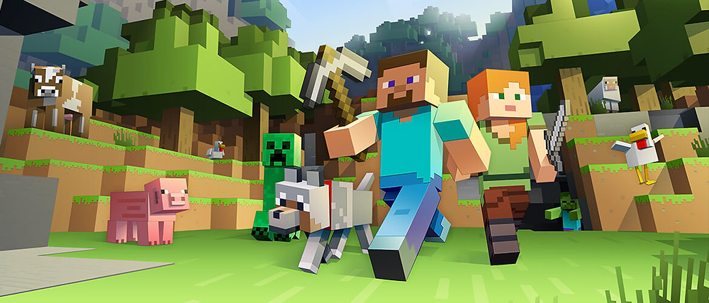 MINEFAIRE: OFFICIAL MINECRAFT COMMUNITY IS COMING TO LA