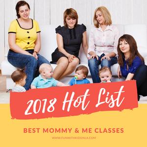 BEST MOMMY & ME CLASSES 2018 - FUN WITH KIDS IN LA