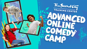 The Second City is bringing Comedy Camps To Your Couch!