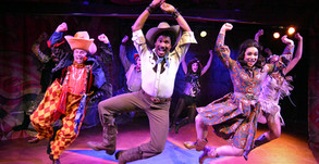 Giveaway for a Family 4 Pack to Bronco Billy, The Musical!