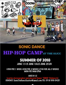 Hip Hop, Hip Hop Dance Classes for kids, Summer Camp, Fun With Kids in LA