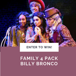 BILLY BRONCO, THE MUSICAL - GIVEAWAY - FUN WITH KIDS IN LA