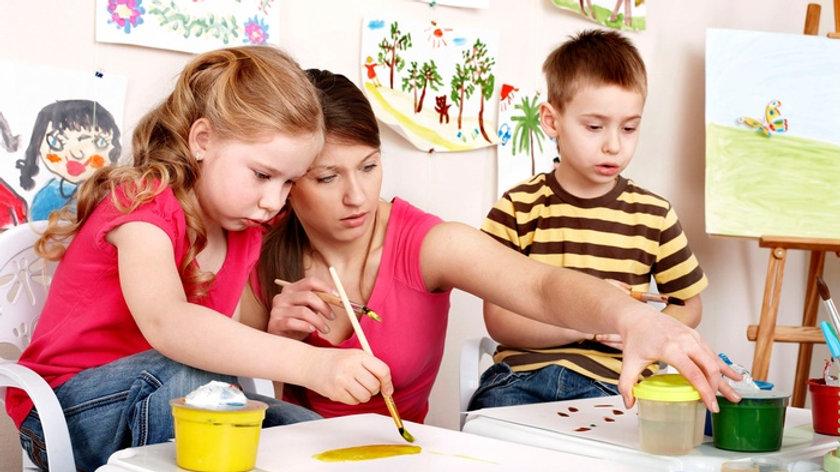 Kids Artistic Sense