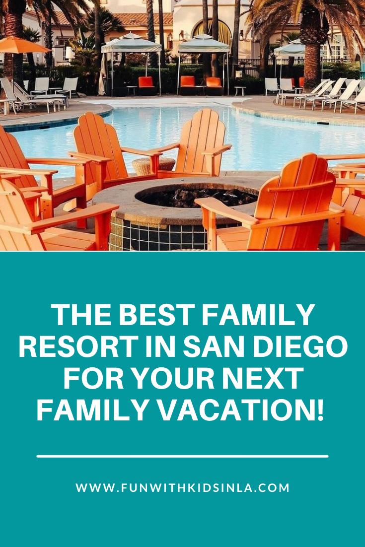 San Diego Mission Bay Resort - Best Family Resort in San Diego For Your Next Family Vacation!