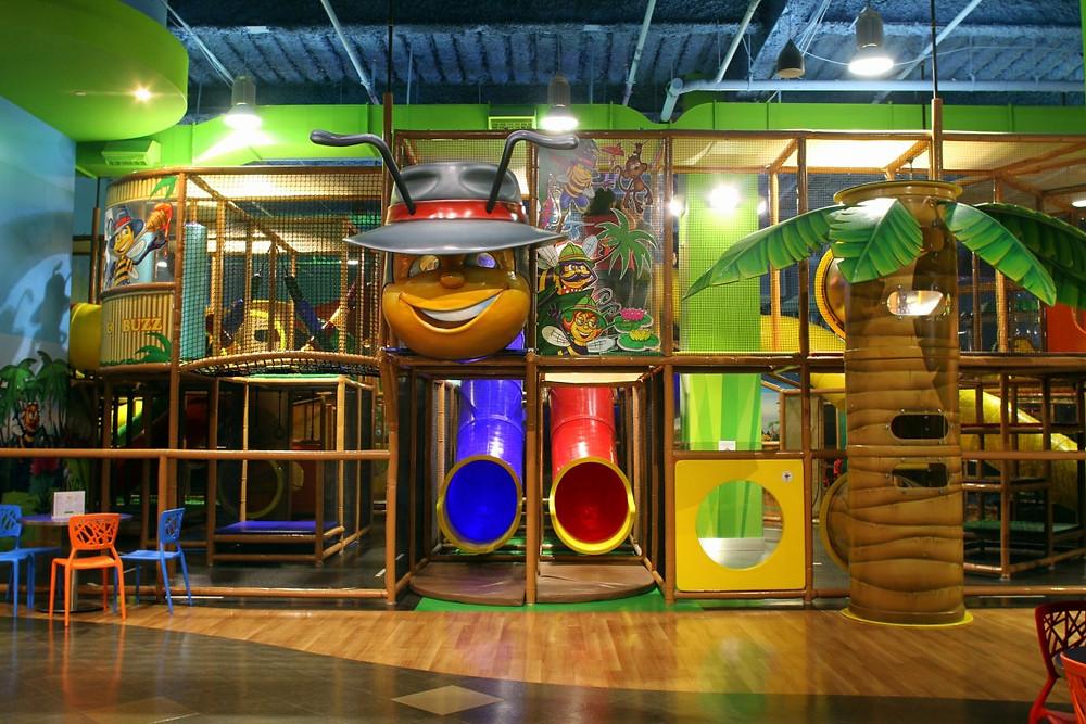 Billy Beez Indoor Playground