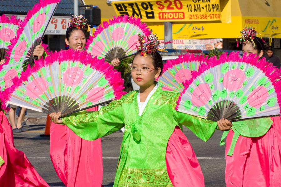Los Angeles Korean Festival 2018 - FUN WITH KIDS IN LA