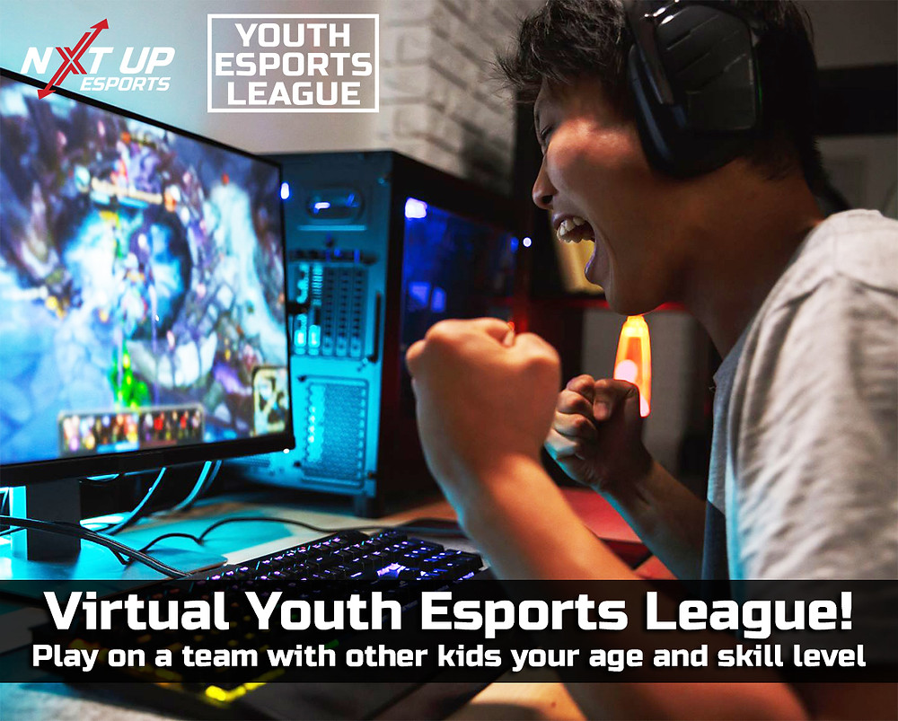 NXT UP Esports Youth Esports League