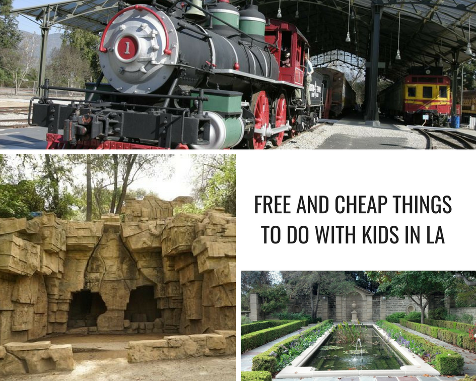 FREE AND CHEAP THINGS TO DO WITH KIDS IN LA