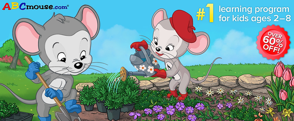 learning program for kids, abcmouse.com, abcmouse, fun with kids in la, learning is much easier with abcmouse
