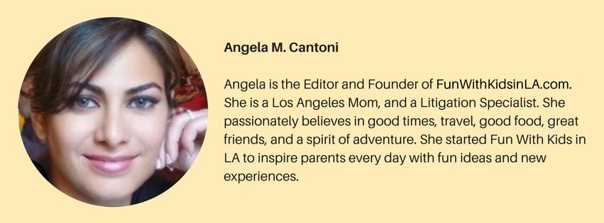 Fun With Kids in LA, Angela M. Cantoni