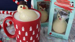 Trader Joe's Hot Cocoa Snowman is like Having Christmas in a Mug!