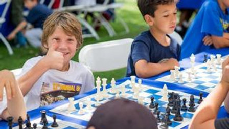 Chess Camp Extravaganza