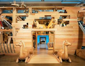 Skirball Cultural Center, LA Museum, Fun With Kids in LA