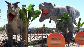 Jurassic Quest Drive Thru is Coming to SoCal This January 2021!