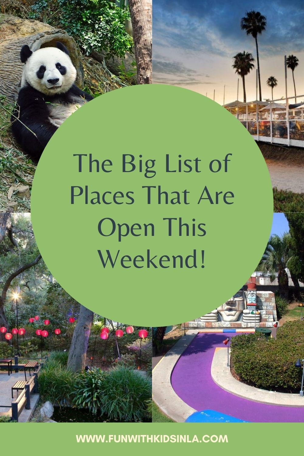 fun things to do with kids in la this weekend