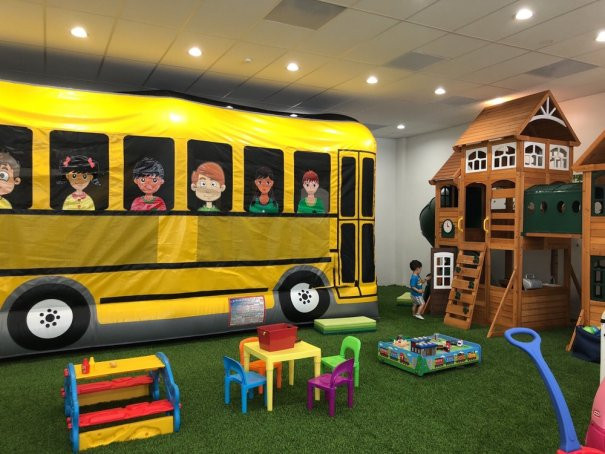 Kidz Planet Indoor Playground