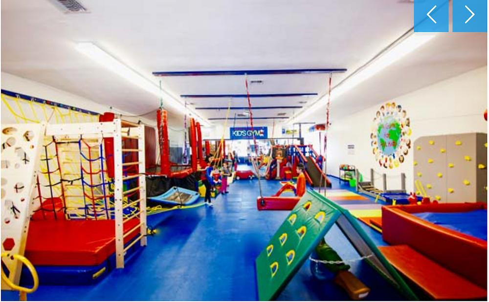 We Rock the Spectrum Indoor Playground