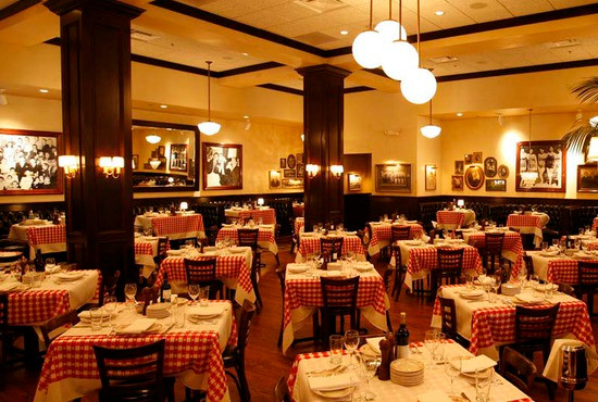 MAGGIANO'S LITTLE ITALY - FUN WITH KIDS IN LA