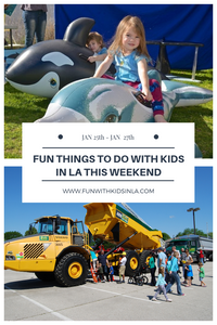 FUN THINGS TO DO IN LOS ANGELES WITH KIDS - FUN WITH KIDS IN LA