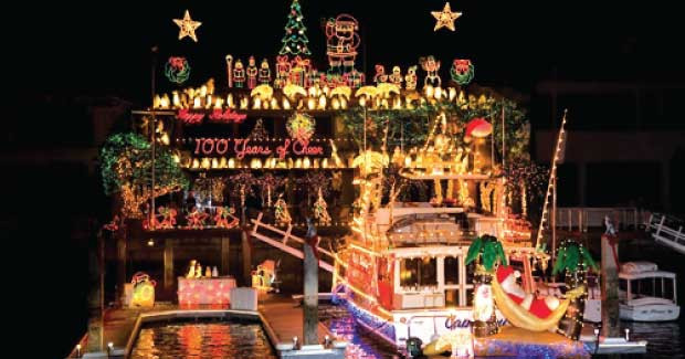 Where Can We Park For The Christmas Boat Parade 2021 Newport Beach Christmas Boat Parade And Ring Of Lights 2020 2021 Fun With Kids In La