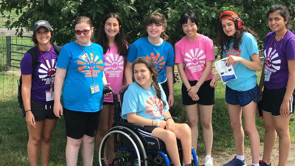 Friendship Circle Summer Camp