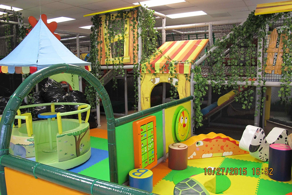 The Tree House Indoor Playground