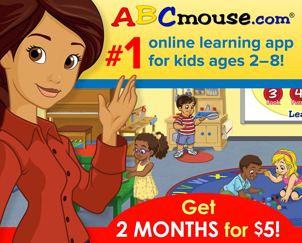 ABCMOUSE.COM - FUN WITH KIDS IN LA - SPECIAL OFFERE