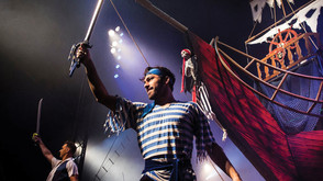 Giveaway For A Family 4 Pack to Dreaming of Pirates at Circus Vargas!