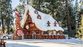 SkyPark At Santa's Village is A Slice of The North Pole!
