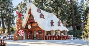 SkyPark At Santa's Village is A Slice of The North Pole During the Holiday Season!