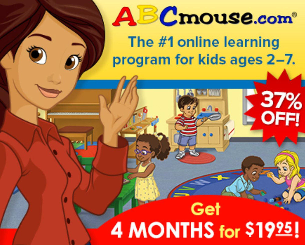 ABCMOUSE.COM - FUN WITH KIDS IN LA  - SPECIAL OFFER