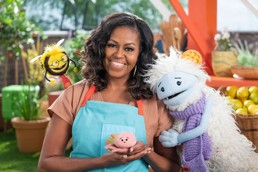 What's Cooking Tonight with Michelle Obama on Netflix