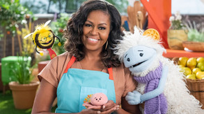 Cook With Michele Obama This Spring!