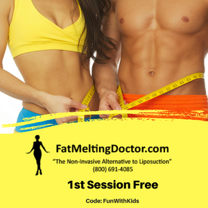 FAT MELTING DOCTOR - MELT YOUR FAT AWAY - FUN WITH KIDS IN LA - SPONSORED POST