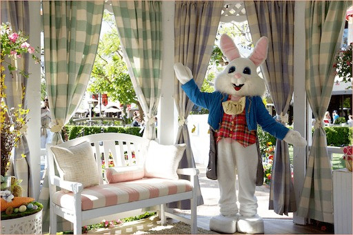 MEET THE EASTER BUNNY - FUN WITH KIDS IN LA