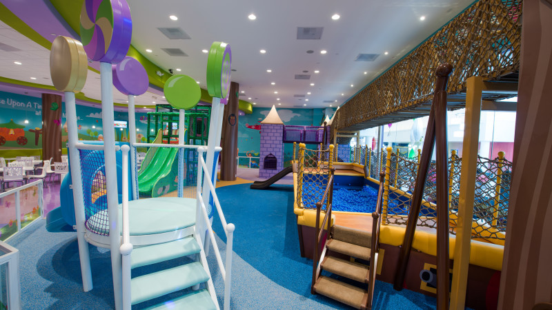 Giggles & Hugs Indoor Playground