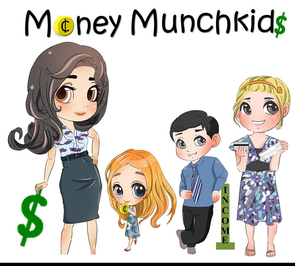 Money Management for Kids, Summer Camp, Teach your kids finances, teach your kids how to manage money,